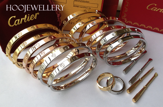 Cartier Pink Gold Love Ring Images of Cartier Pink Gold